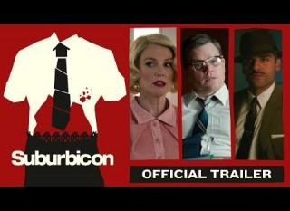 Suburbicon – Il primo trailer ufficiale