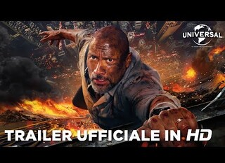 Skyscraper – Il trailer italiano #2