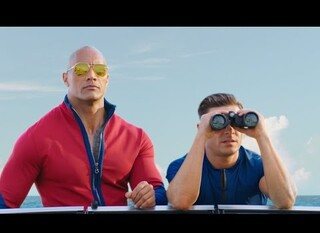 Baywatch – Il trailer red band italiano