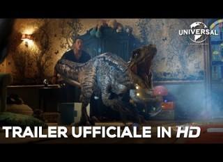 Jurassic World – Il Regno Distrutto: il final trailer italiano
