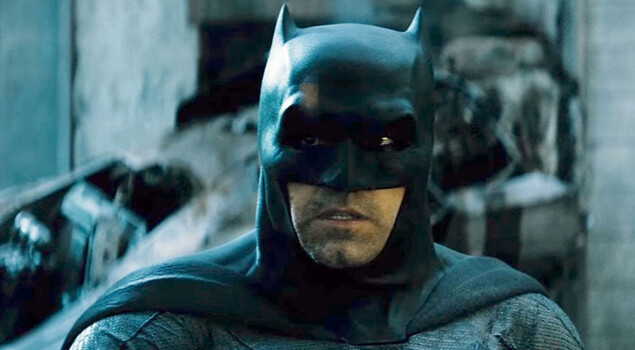 Justice League: Ben Affleck è Batman in una nuova immagine