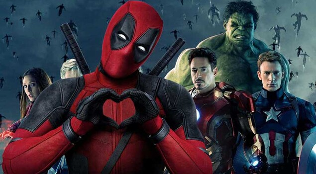 "Deadpool 2: Wade Wilson, sulla copertina di Good Housekeeping"""