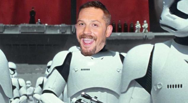 Star Wars 8: Confermato il cameo di Tom Hardy nel nuovo episodio