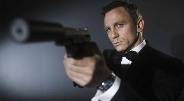 Daniel Craig sarà James Bond per la quinta volta!