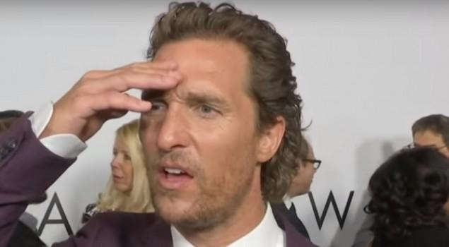 Matthew McConaughey de La Torre Nera scopre la morte di Sam Shepard