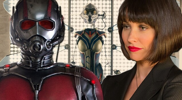 Ant-Man and The Wasp: Evangeline Lily in costume completo, finalmente!