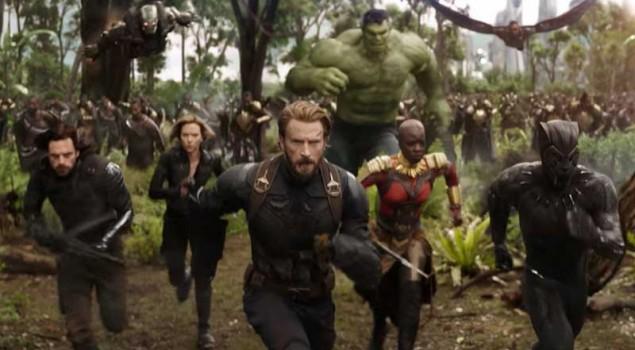 Avengers: Infinity War, nuove immagine da Vanity Fair, annunciato il trailer?