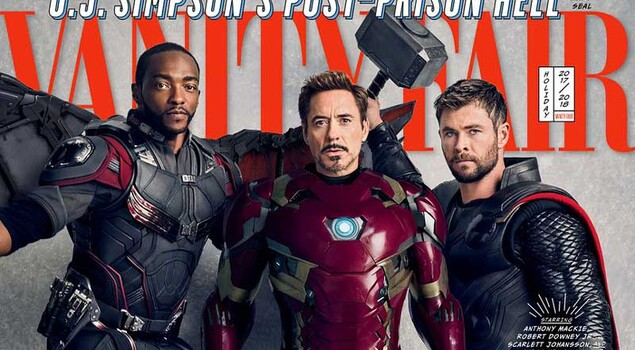 Avengers Infinity War, tutti i supereroi nelle nuove foto dal film Marvel