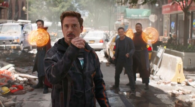 Avengers: Infinity War - Il teaser trailer
