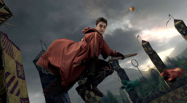 Harry Potter la Coppa del Mondo di Quidditch sbarca a Firenze