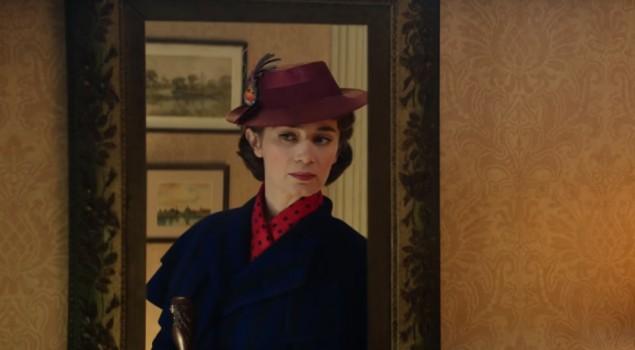 Best Movie. Mary Poppins Returns  il primo teaser trailer del sequel con  Emily Blunt. La tata più magica che ci sia è tornata! 4e1eb1d7db11