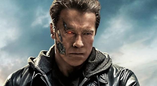 Mostrata un'immagine dal set di Terminator 6 di Mackenzie Davis
