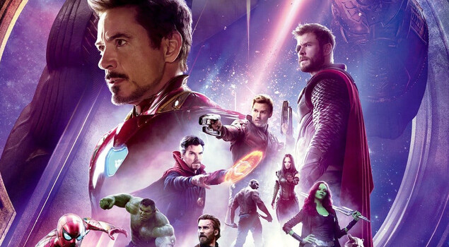 Avengers: Infinity War, uno sguardo a Spider-Man nel nuovo poster cinese