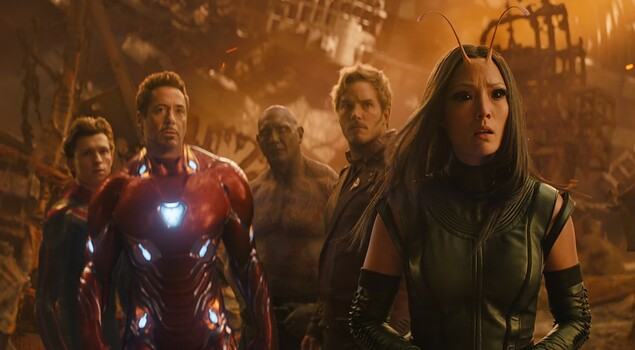 Avengers Infinity Wars al Cinema: record mondiale al box office