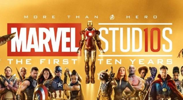 I Marvel Studios sono al lavoro sul film degli Eterni
