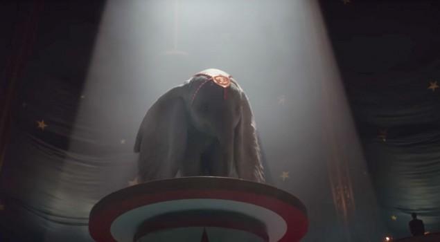 Dumbo, ecco il teaser trailer del film di Tim Burton