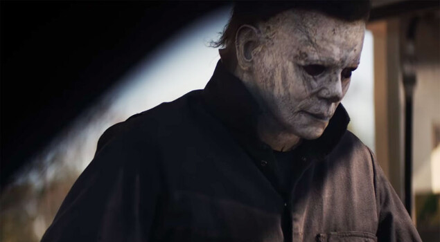 La maschera di Michael Myers anticipa il trailer di Halloween