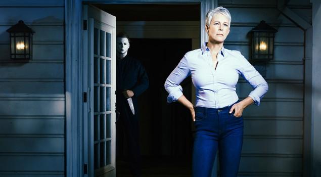 La maschera di Michael Myers anticipa il trailer di Halloween