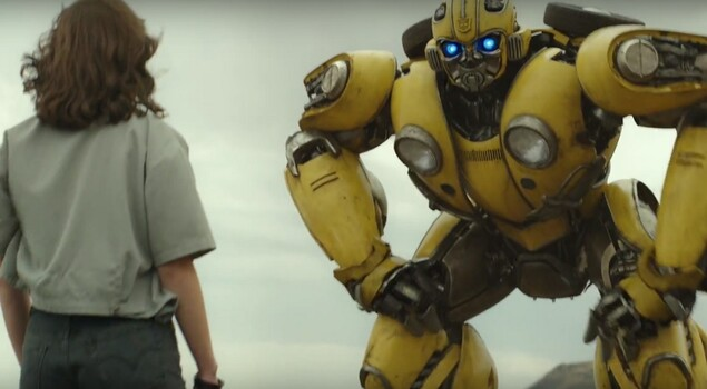 Bumblebee - Il Film: primo trailer dello spin-off di Transformers