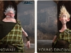 Ribelle - The Brave - I personaggi