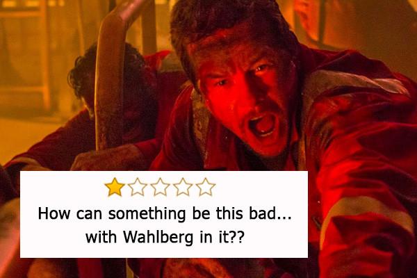 Deepwater Horizon, candidato a Migliori effetti speciali e Miglior montaggio sonoro - «Come fa a essere così brutto con Wahlberg nel cast...
