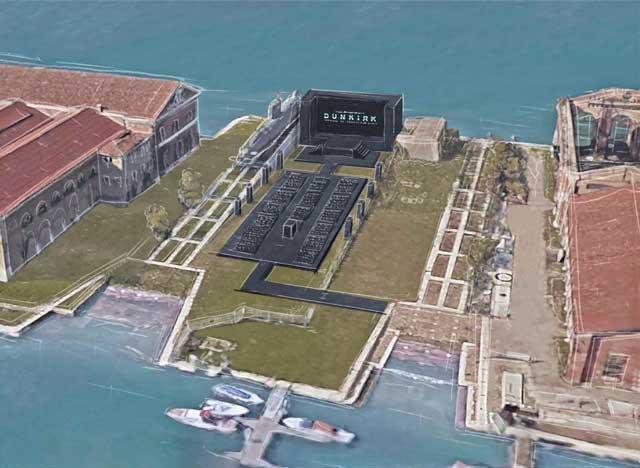 'Dunkirk' in anteprima a Venezia pre-Mostra del Cinema