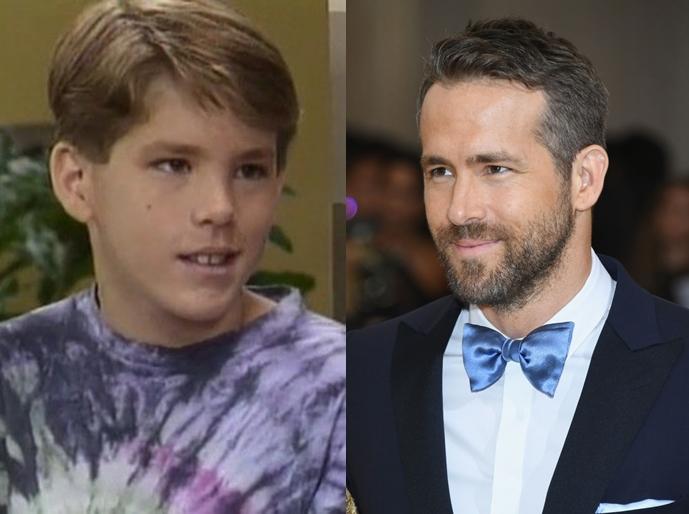 7f0adc89cb5e Ryan Reynolds – Il nostro Deadpool ha iniziato a combinare guai già da  adolescente, ma ce lo aspettavamo! All'età di 15 anni Ryan Reynolds è  comparso nello ...