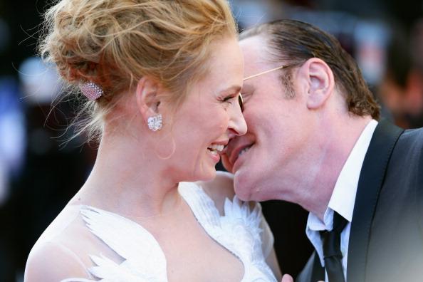 Uma Thurman Tarantino La Storia Di Unintesa Di Oltre 25 Anni