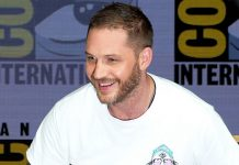 Tom Hardy al Comic-Con 2018