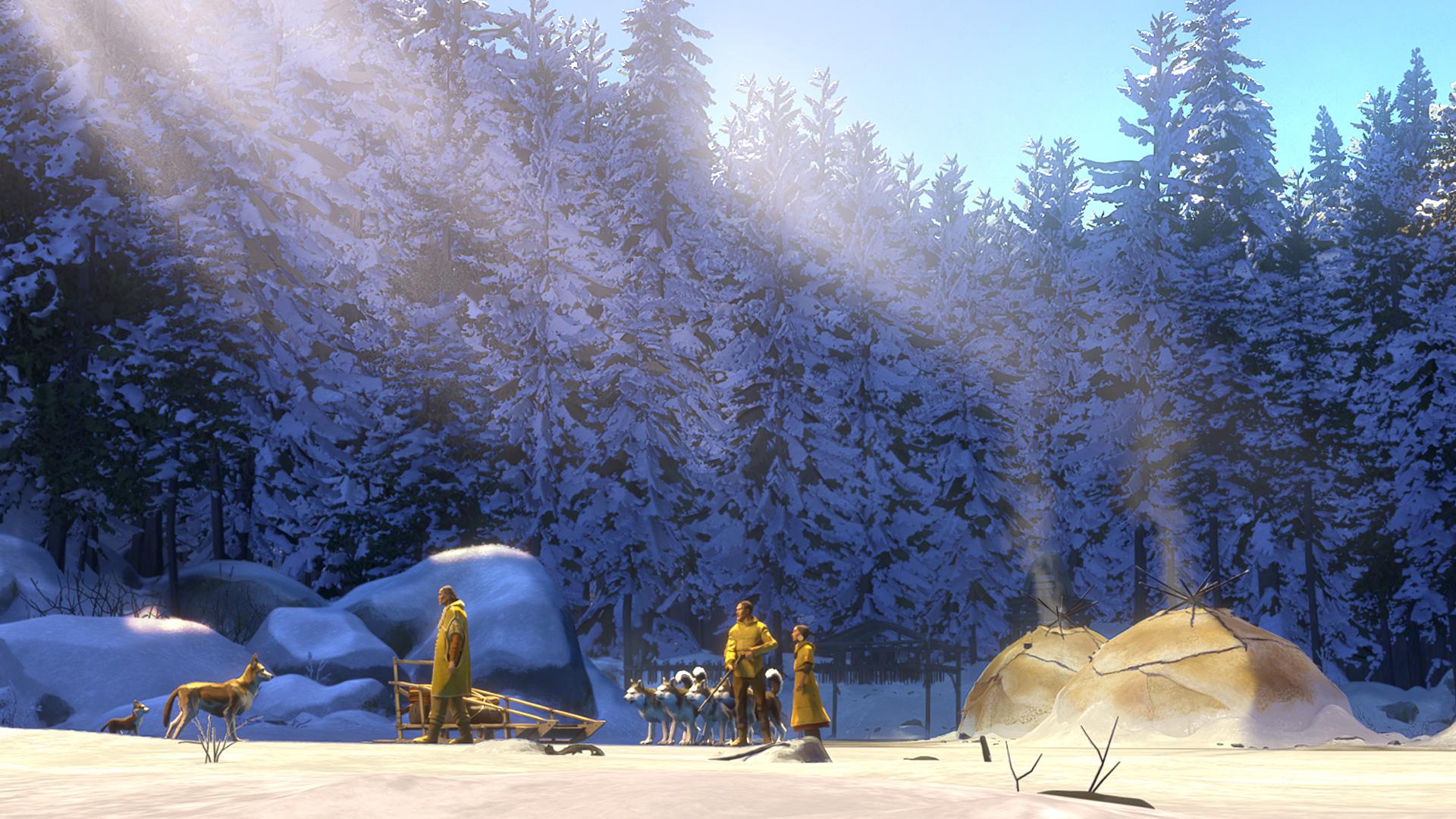 Zanna bianca trailer italiano dell emozionante film animato