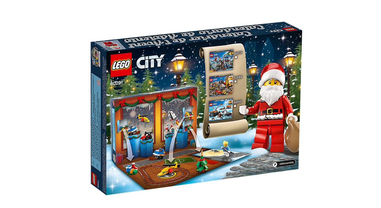Il Calendario Di Natale Trailer.Calendari Avvento Lego Del Natale 2018