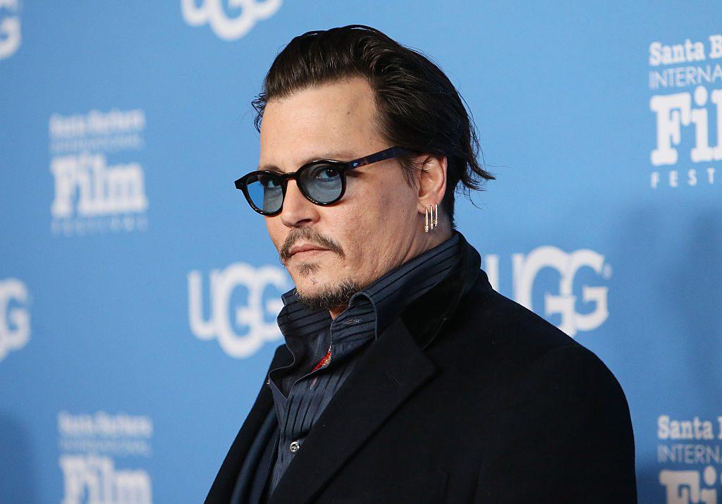 più recente 0a3a9 9f135 Occhiali Johnny Depp: qual è il modello che l'attore preferisce?