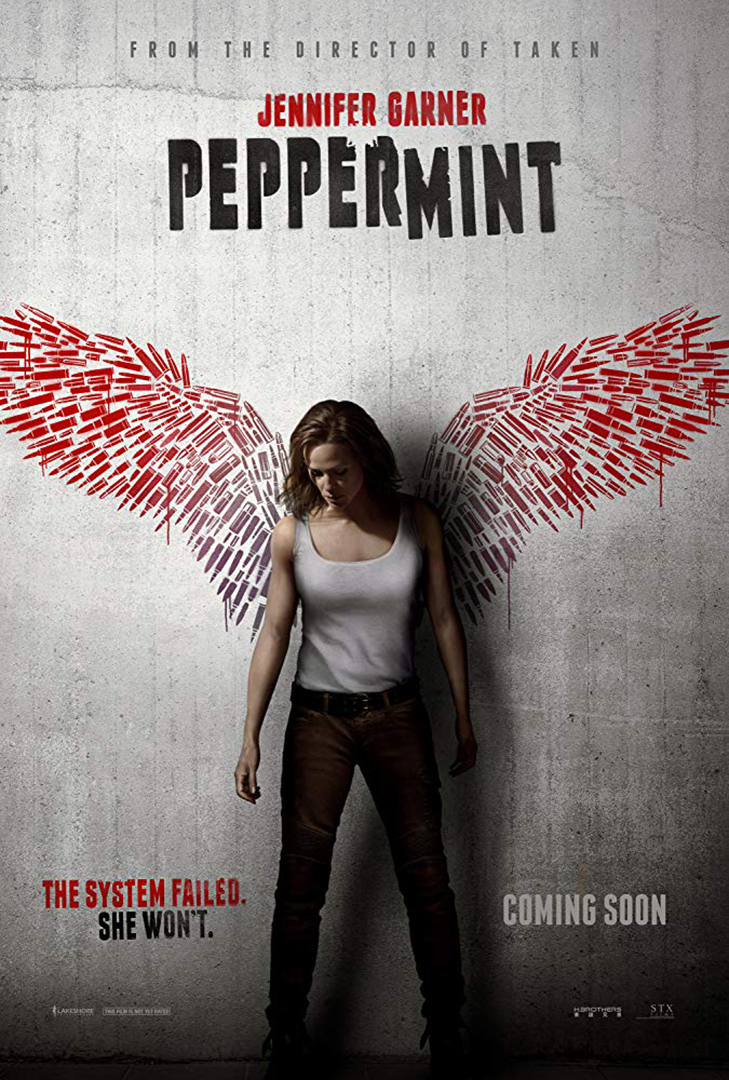 Peppermint – L'Angelo della vendetta streaming film completo ita altadefinizione