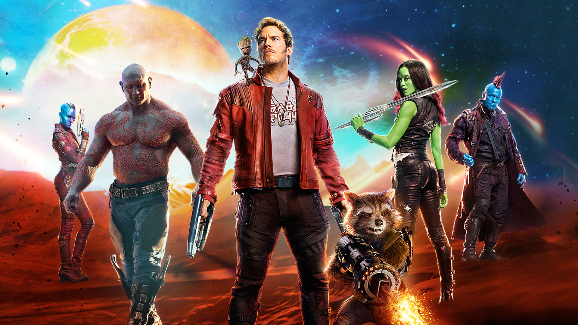Guardians Of The Galaxy 2 Hd Stream