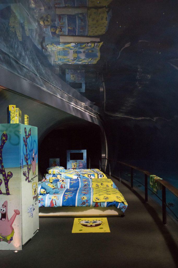8344489ef0 Una notte all'acquario con Spongebob, ecco come partecipare al concorso