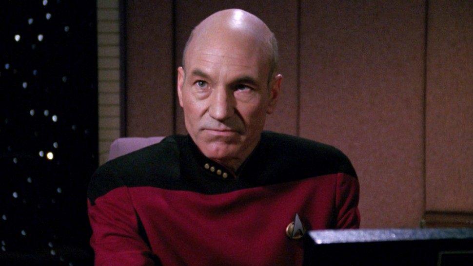 Il trailer di Star Trek: Picard con l
