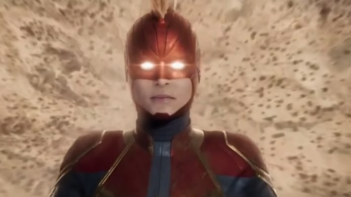 Captain Marvel: una clip in italiano e l'evoluzione fumettistica dell'eroina