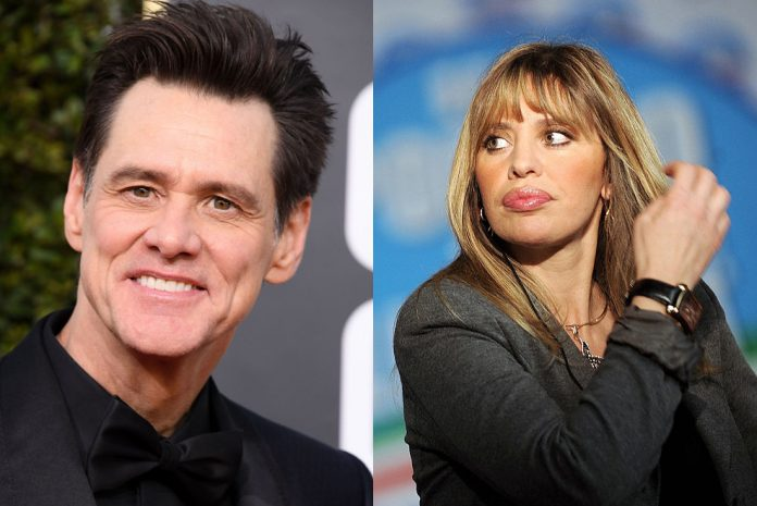 Alessandra Mussolini contro Jim Carrey: