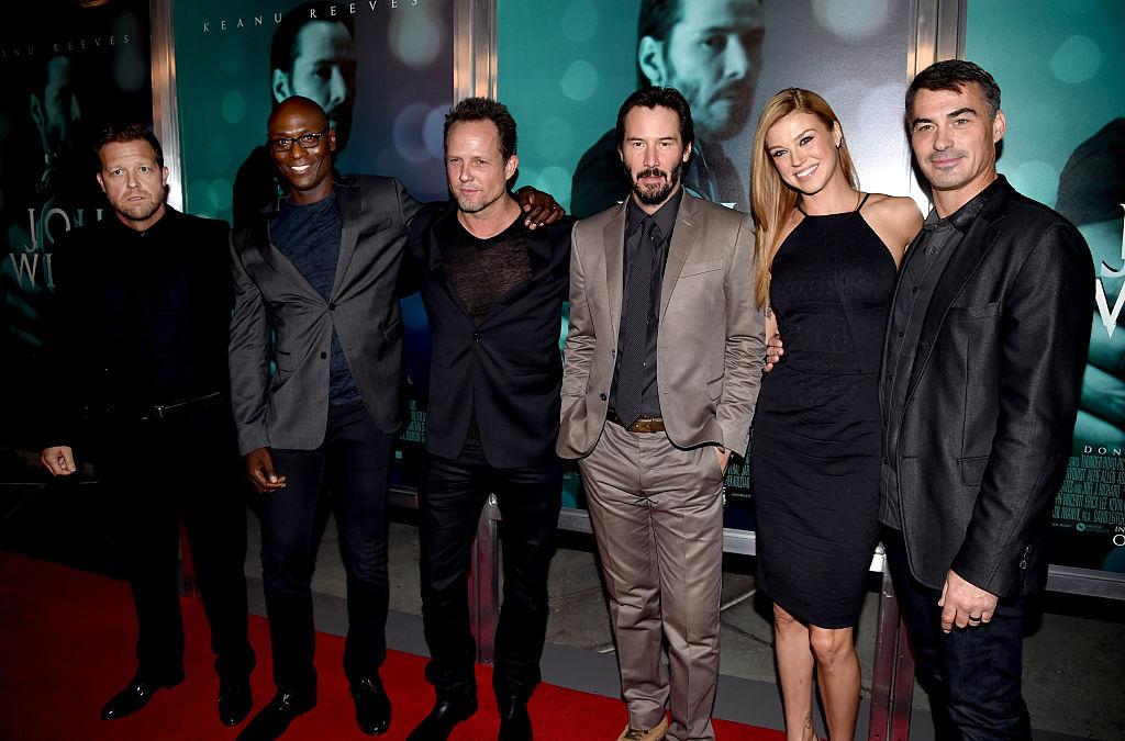 John Wick 1: trama, cast e trailer del film con Keanu Reeves