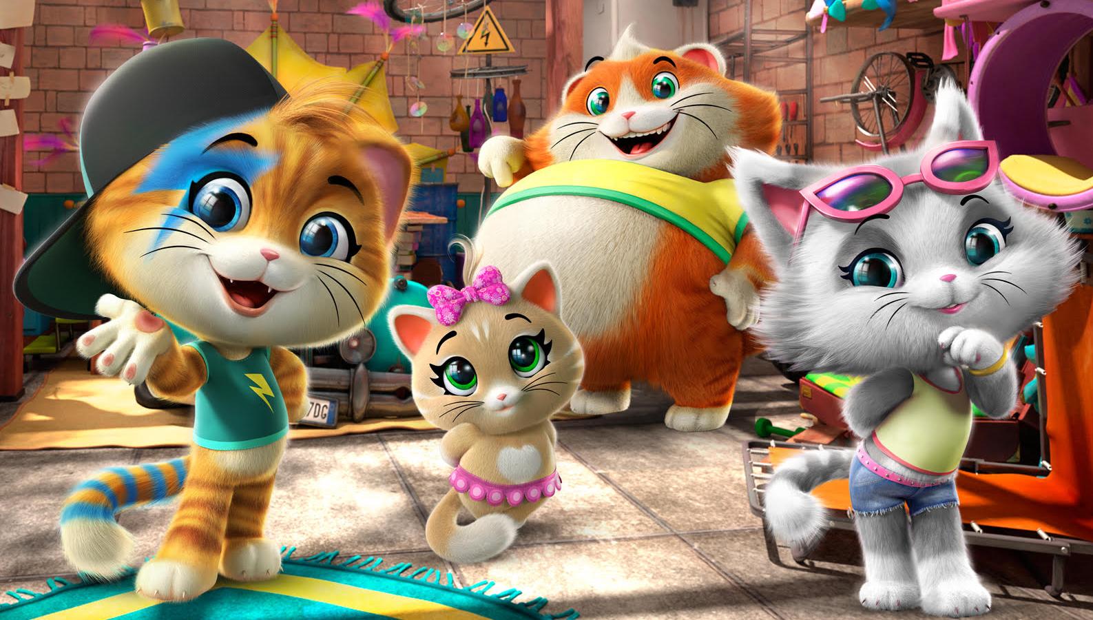 44 gatti nuove puntate dal 20 maggio gli ultimi episodi della prima