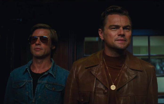 C'era una volta… a Hollywood: Leonardo DiCaprio nel primo poster