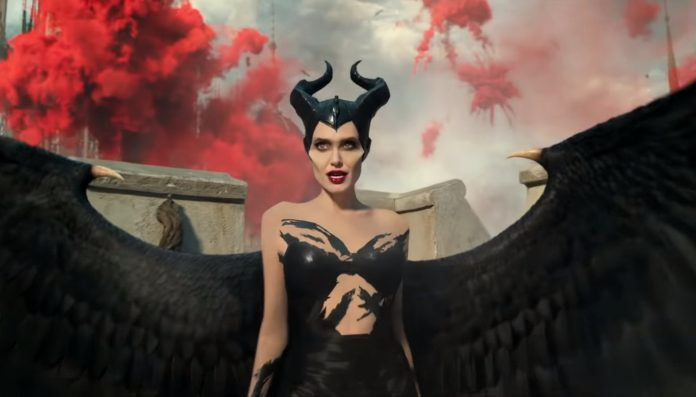 Maleficent: Signora del Male, il primo trailer del film con Angelina Jolie
