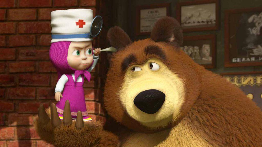 Masha e orso terza stagione in arrivo a giugno i nuovi episodi