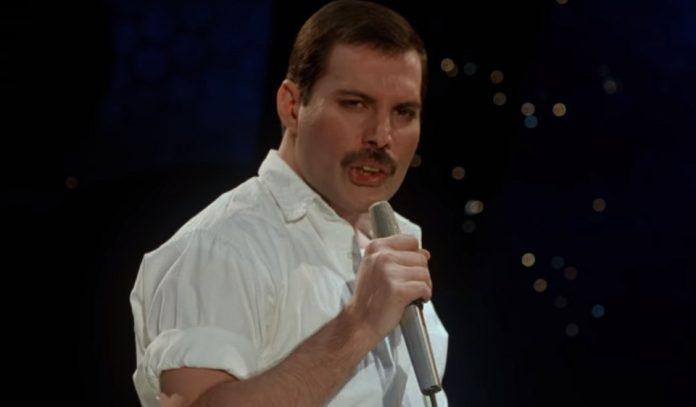 Freddie Mercury: l'inedita versione di