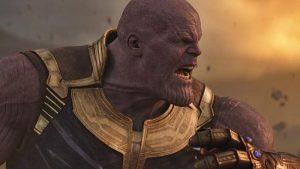 Avengers Marvel Thanos