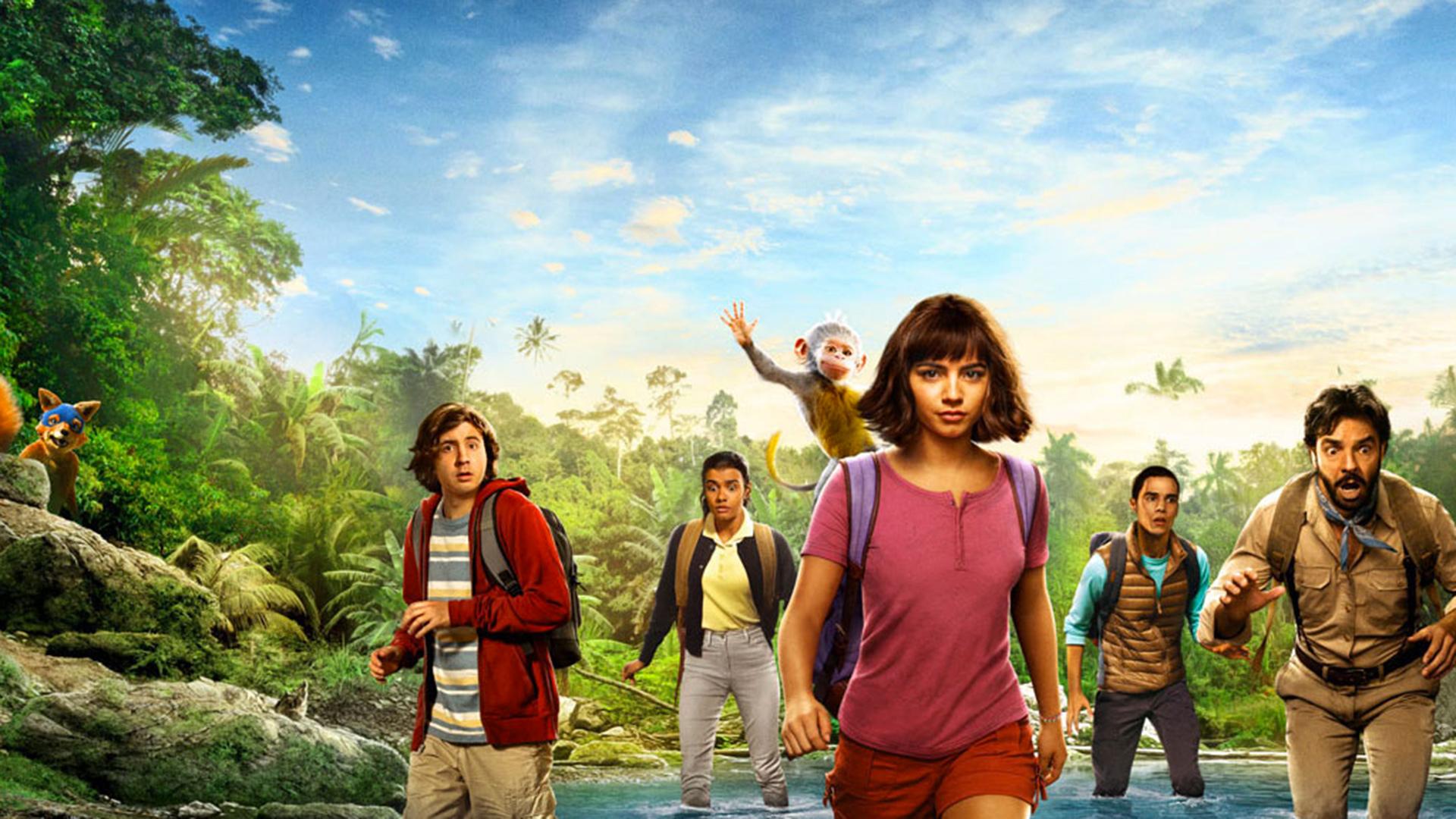 Dora e la città perduta: online il nuovo trailer