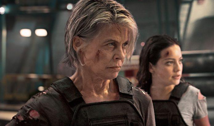 Terminator: Destino oscuro - Due nuovi poster giapponesi del film
