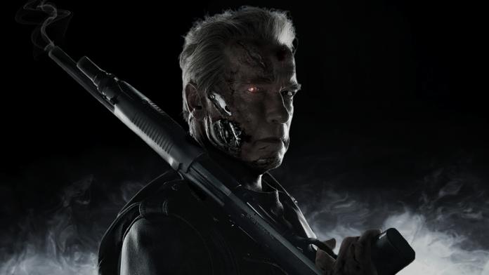 Schwarzenegger e Hamilton nel fantastico nuovo poster di Terminator: Destino Oscuro