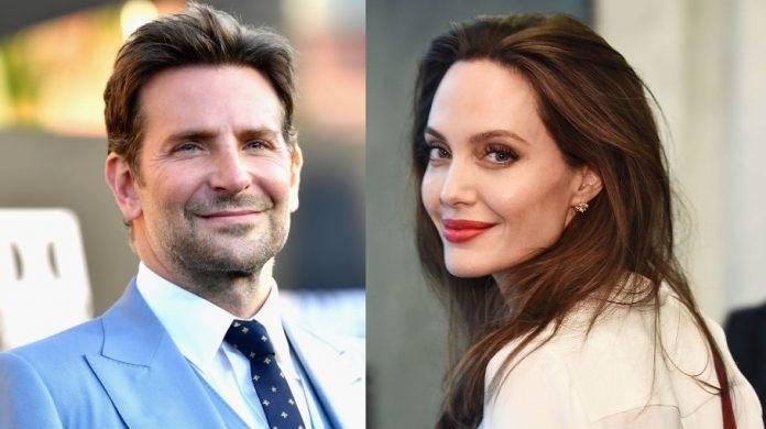 Bradley Cooper e Angelina Jolie starebbero insieme