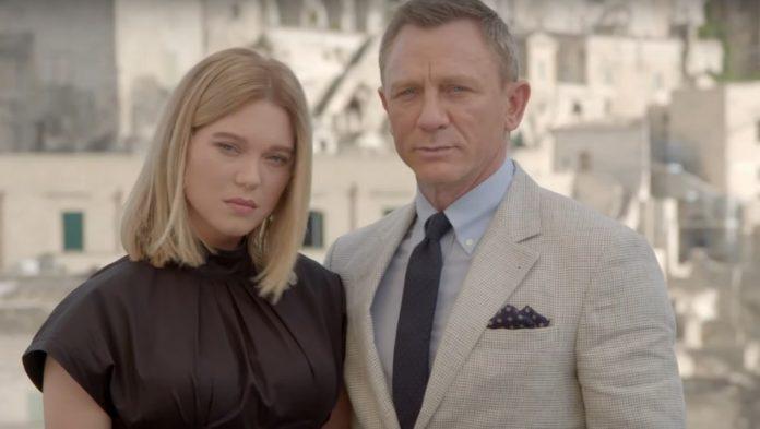 Daniel Craig atterra a Bari per girare 007 tra i Sassi